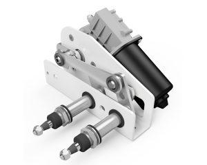 Wiper motor W50